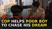 Indore cop helps poor boy to fulfil his dream of becoming policeman
