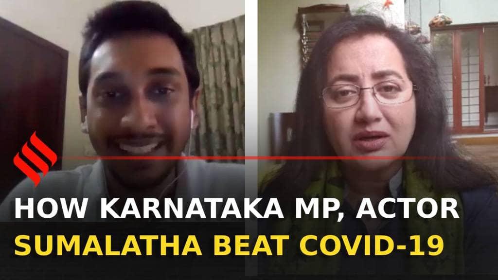 Actor, Mandya MP Sumalatha Ambareesh shares her Covid-19 survivor story