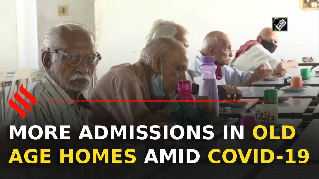 Ahmedabad old age homes get more senior citizens amid Covid-19