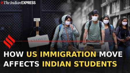 How the US immigration move affects Indian students