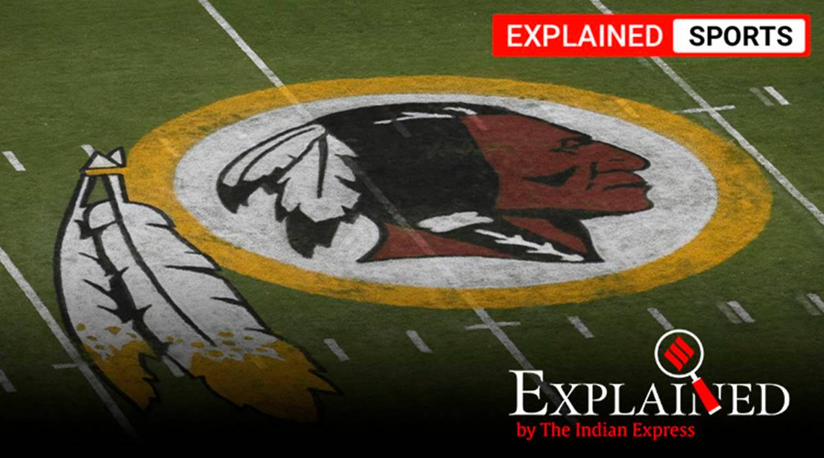 Explained Why The Washington Redskins Football Team Is Changing Its Name Explained News The Indian Express