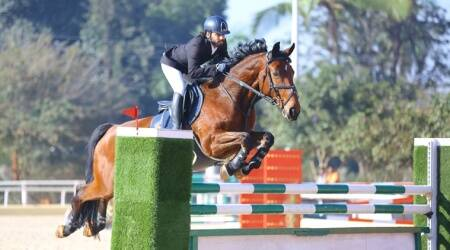 Mumbai's equestrian athletes race to make up for lost time