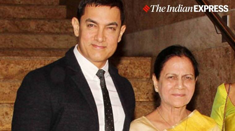 aamir khan mother coronavirus