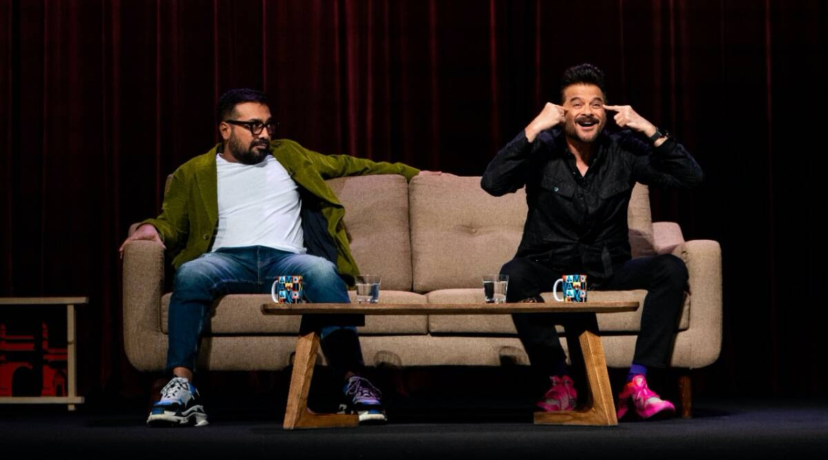 AK vs AK: Anil Kapoor-Anurag Kashyap film to release on Netflix |  Entertainment News,The Indian Express