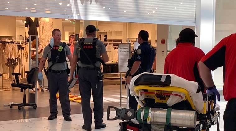 Eight-year-old killed, 3 injured in shooting at Alabama mall