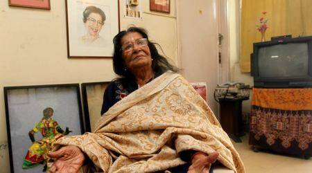 Renowned danseuse Amala Shankar passes away in Kolkata