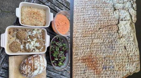 babylonian meal, oldest recipe, ancient recipe
