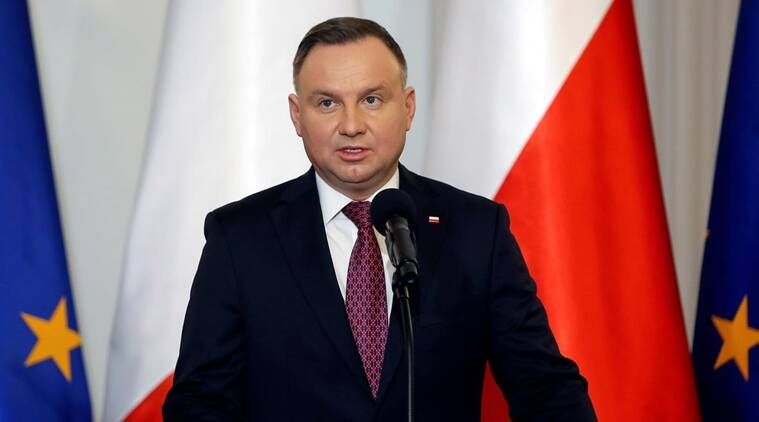 Andrzej Duda, Poland's conservative president, wins second ...