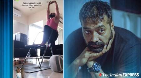 anurag kashyap yoga