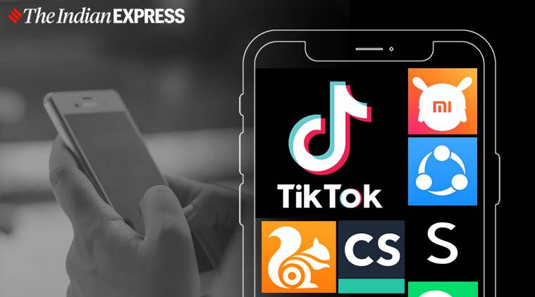 tiktok, chinese apps, apps banned