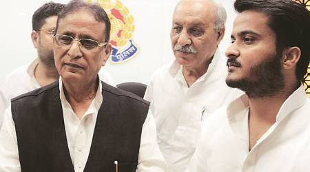 Police file chargesheet in 65 cases against Azam Khan, probe on in 3 pending cases