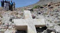 A giant cross in Baltistan sheds new light on Pakistan's Christian past