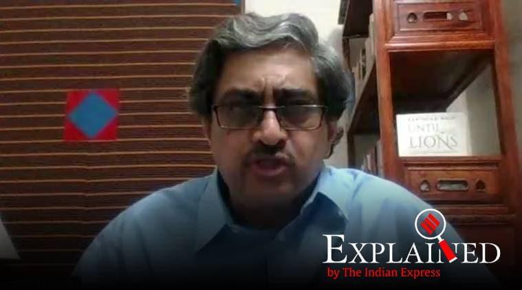 Gautam Bambawale, Gautam Bambawale on china, Gautam Bambawale explained, india china border news, india china news, galwan faceoff, indian express