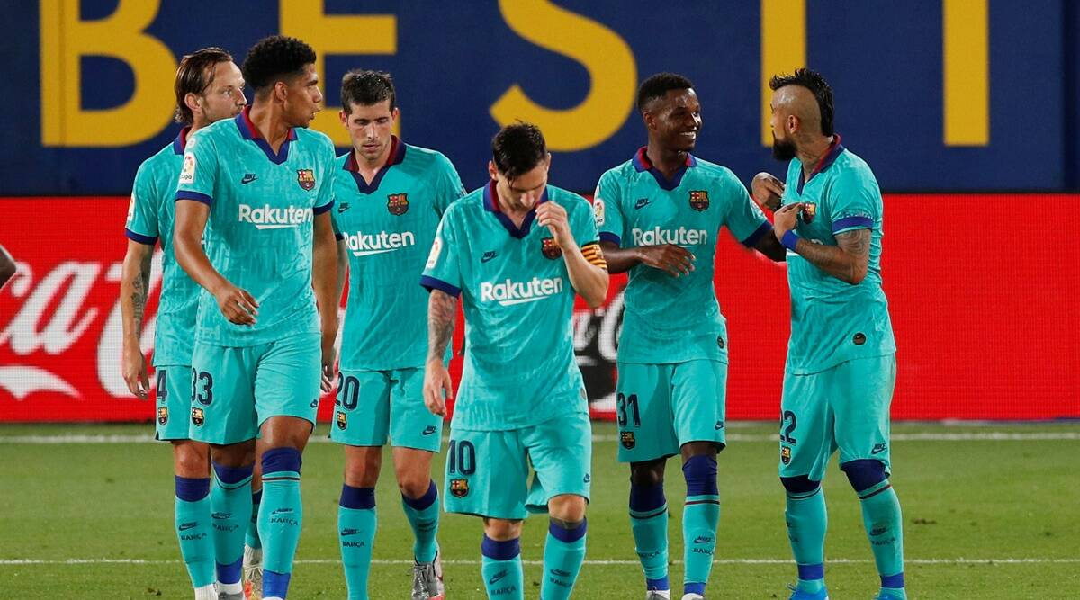 Barcelona outclass Villarreal after recent disappointments; Messi ...