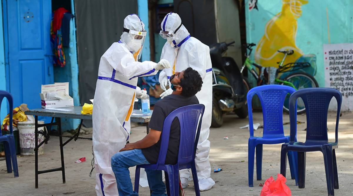 Tamil Nadu Chennai Coronavirus August 19, 20 Highlights: State tally nears  3.5 lakh with 5709 fresh cases | Cities News,The Indian Express
