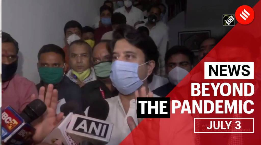 Top News July 3: Kanpur encounter, PM in Ladakh, Heavy rain in Mumbai and more | Beyond the pandemic