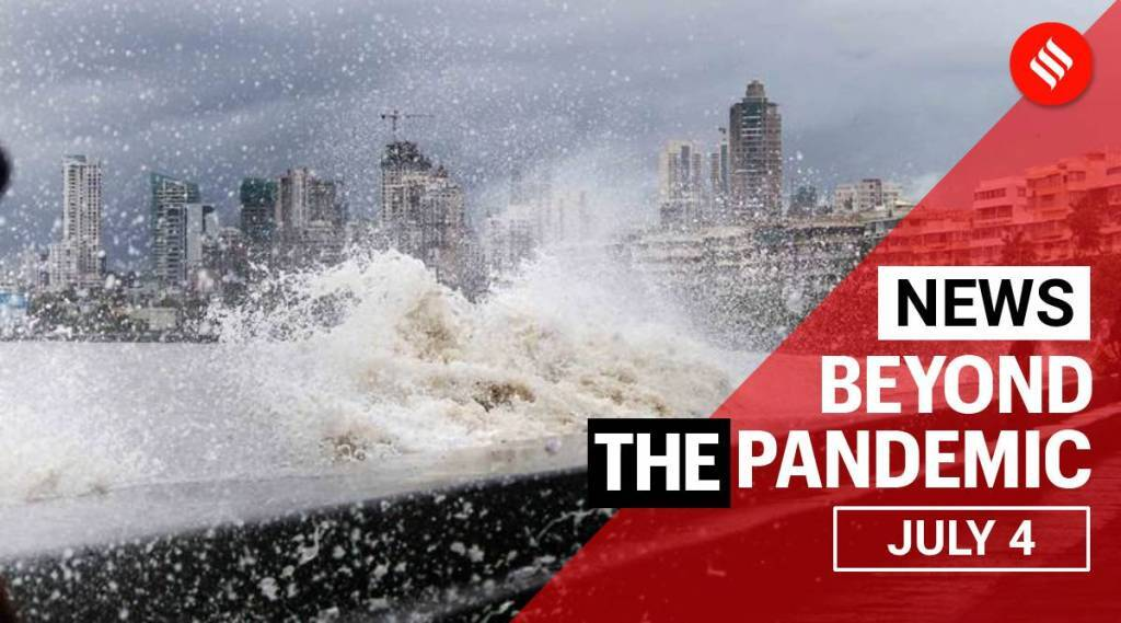 Top News July 4: IMD Red alert in Mumbai, Ram Mandir trust meet and more | Beyond the pandemic
