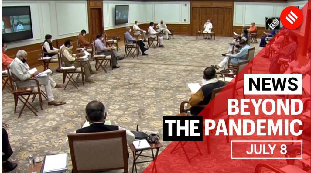Top News July 8: Cabinet meeting; Monuments reopening to be expedited and more | Beyond the pandemic