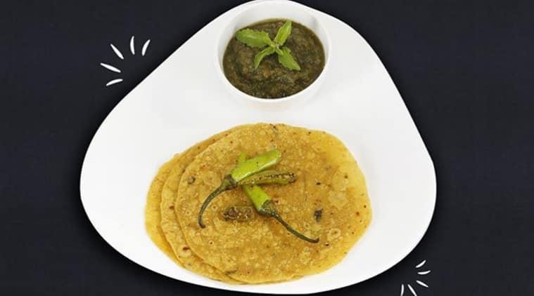besan thepla, gluten-free recipes, indianexpress.com, indianexpress, easy recipes, besan recipes, thepla, rice thepla, nmami agarwal,