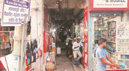 Bhagalpur, bihar, China markets, Chinese markets India, China imports, Galwan Faceoff, Ladakh, Indian Express