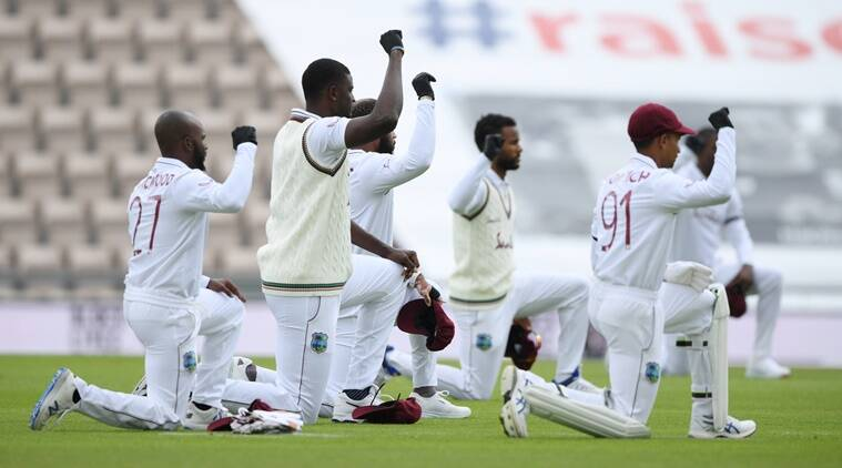 West Indies bowl at England with 114-run lead
