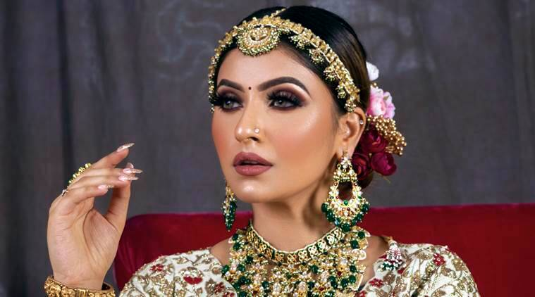 bridal makeup, makeup up for brides to be, bridal makeup, makeup tips for brides, indian express, indian express news