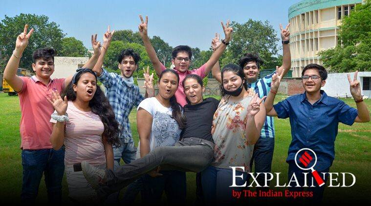 cbse results, cbse class x results, cbse class xii results, cbse pass percentage 2020, cbse pass calculation, indian express, express explained