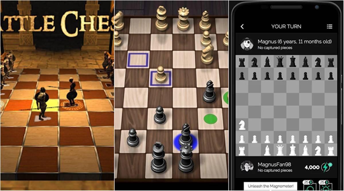 These Are The Best Chess Games You Can Play On Android Phone Technology News The Indian Express
