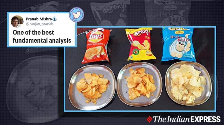 chips, chips vs air, lays, bingo, Haldiram, hilarious tweets, twitter reactions
