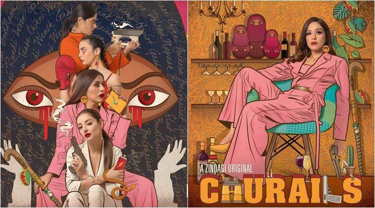 zee5 pakistani series churail