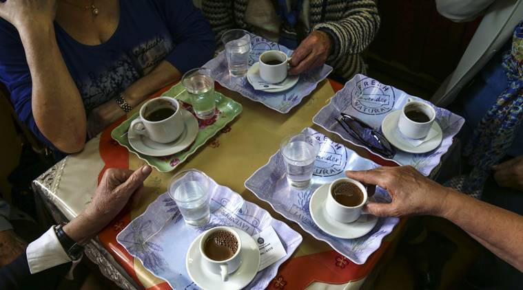 The world is drinking less coffee while office workers stay home