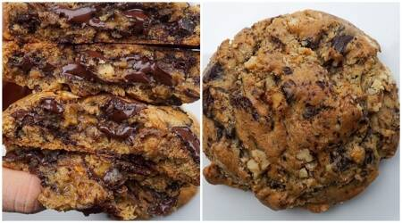 cookie recipe, easy cookie recipes, indianexpress.com, indianexpress, cookies, chocolate cookies, weekend recipes,