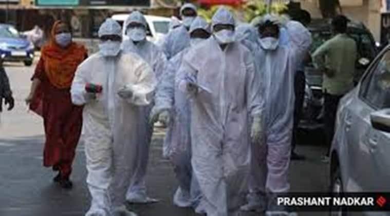 gujarat coronavirus news update, gujarat new covid cases, gujarat covid cases toll, gujarat covid death toll, indian express news