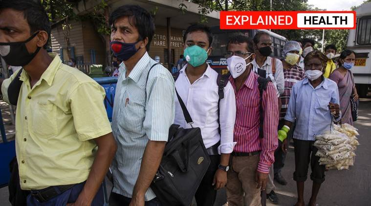 Why govt does not want you to wear N95 masks with valved respirators