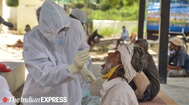 west bengal coronavirus news update, west bengal covid cases, covid cases toll in bengal, covid testing in bengal, covid positive cases in bengal, Indian express news