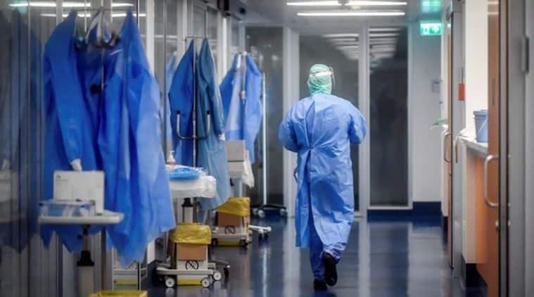 GOA former health minister dies, goa former health minister covid positive, coronvirus goa, coronavirus news, indian express news