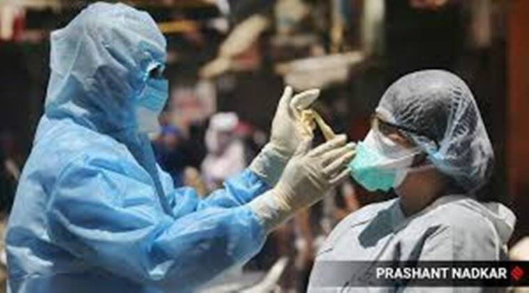 gujarat coronavirus news, gujarat covid-19 cases toll, gujarat new covid cases, gujarat covid death toll, indian express news