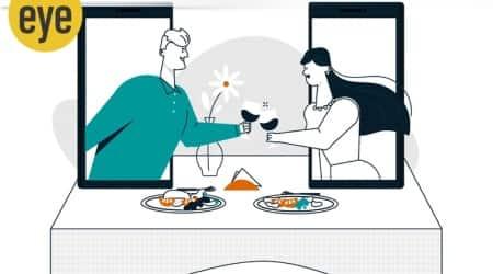 pandemic, dating apps, relationships during pandemic, indianexpress, sunday eye, eye 2020,