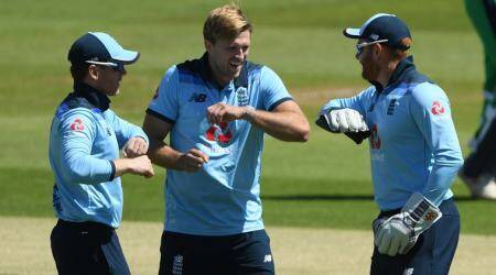Willey, Billings produce career-best ODI figures as England trounce Ireland