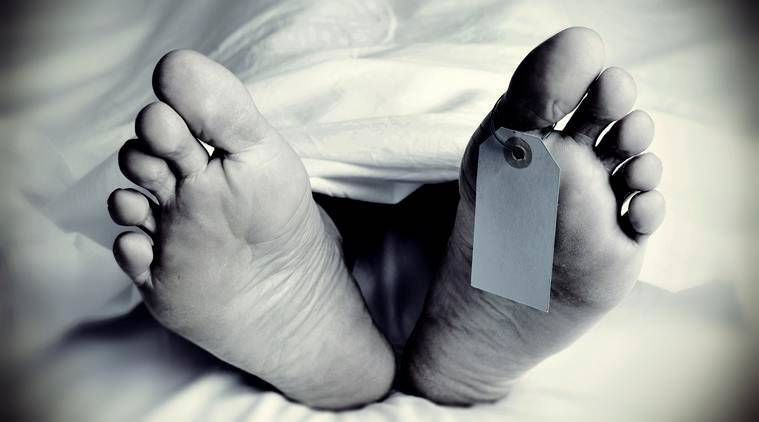 nagpur news, nagpur man commits suicide, senior police officers driver commits suicide, police driver kills himself, indian express news