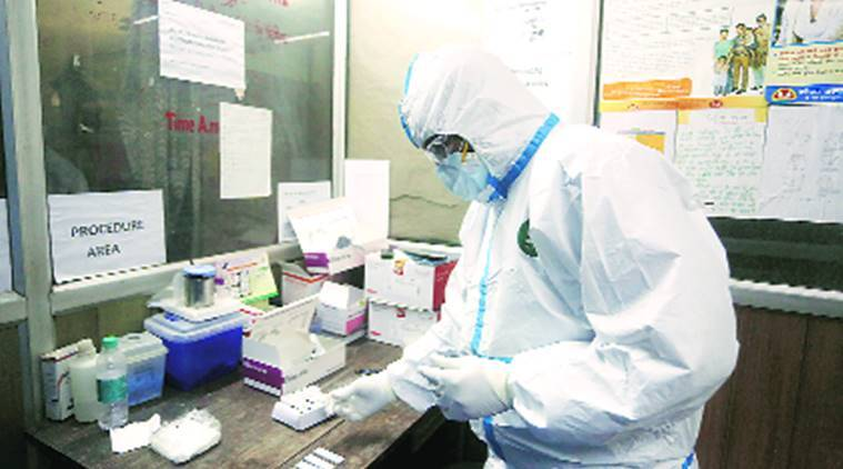 613 cases in Delhi on monday, lowest in 2 months: Why more antigen than RT-PCR, asks HC