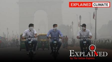 covid-19 pandemic, coronavirus latest news, covid impact on climate, covid-19 lockdown affect global temperatures, greenhouse gas emissions, nature climate change, express explained, indian express