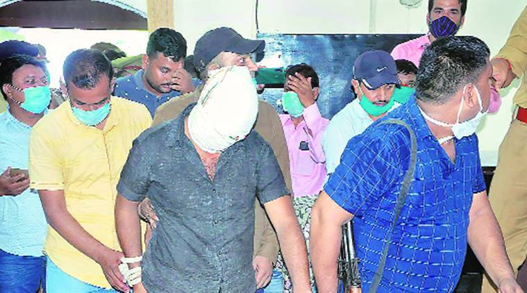 Vikas Dubey's cousin held, two of our rifles recovered: Police