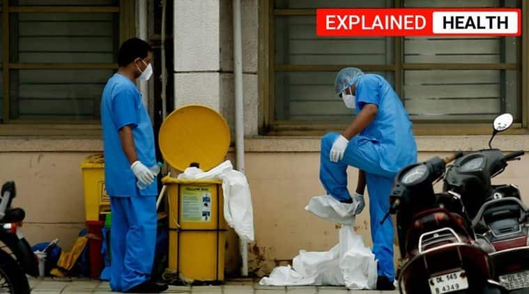 coronavirus, covid 19, hospital patients covid 19, non covid patients hospitals, indian express covid 19, corona cases hospitals, coronavirus deaths india, express explained covid 19