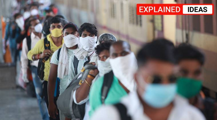 Coronavirus news, Covid-19 India economy, india economy after coronavirus, coronavirus cases in india, india coronavirus tracker, india coronavirus news, indian express