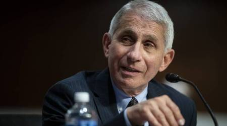 Fauci says vaccines likely to offer only 'finite' protection