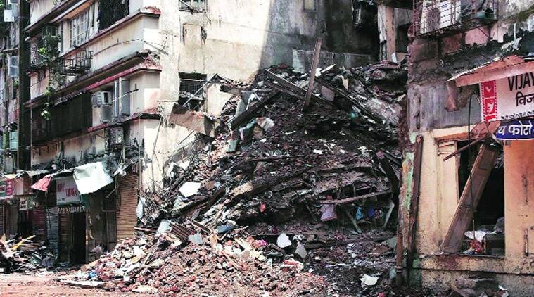Mumbai Building Collapse 48 Year Old Survivor Released From Hospital Critically Injured Woman Stable Cities News The Indian Express