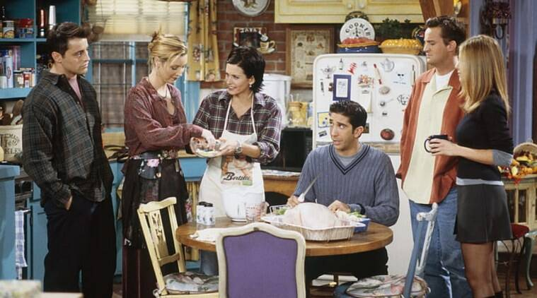 FRIENDS show, FRIENDS reunion, FRIENDS cookbook, new cookbook inspired by FRIENDS television show, indian express, indian express news