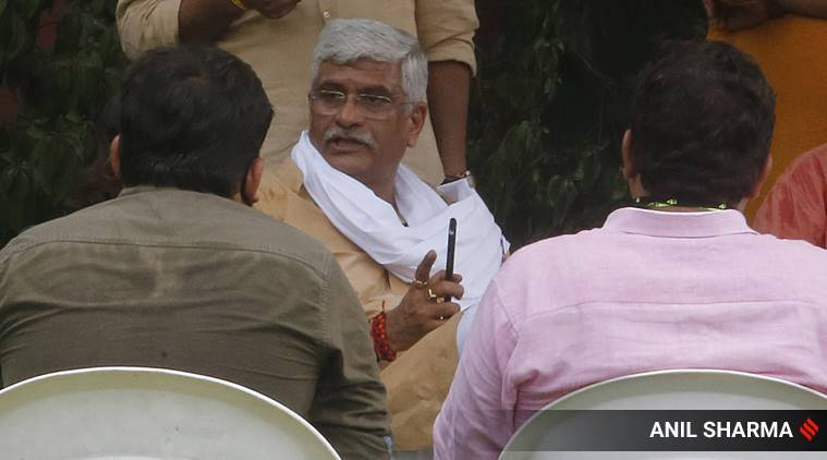 Union Minister, bribes, tapes in plot to topple Gehlot govt, says Congress