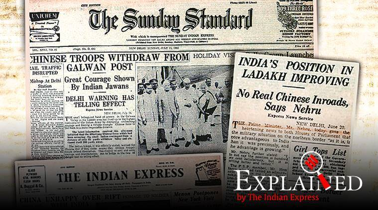 India China border dispute, India China LAC dispute, Galwan Valley clashes, Galwan faceoff, LAC dispute, Express Explained, Indian Express